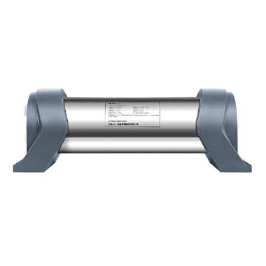 不銹鋼機身經久耐用,內壓超濾出水質穩定,通水量大,安全沖洗壽命長