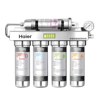 五级精滤  出水直饮  无电无废水 保留矿物质  滤芯提醒