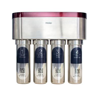 反滲透400G大通量雙出水凈水機HRO4H29-4  帶自吸穩壓泵