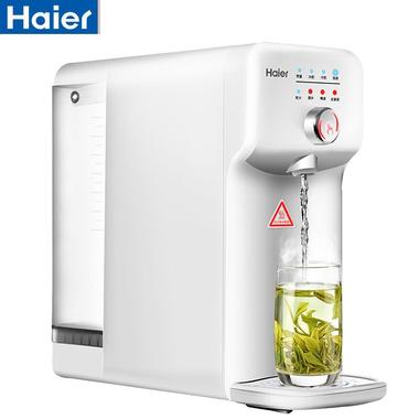 台上净水一体机,四级精滤可直饮,即热式四挡调温,可用水循环利用